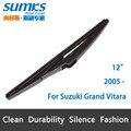 """Lâmina de limpador traseiro para suzuki grand vitara (a partir de 2005 em diante) 12 """"rb660"""