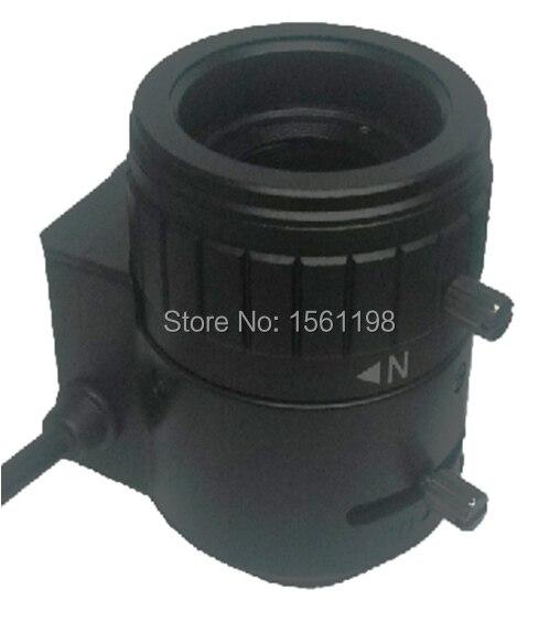 "5.0Megapixel 1/2.5 inch"" Varifocal HD CCTV Camera Lens 6-22mm CS Mount F2.2 auto/DC iris For 5MP/IP """