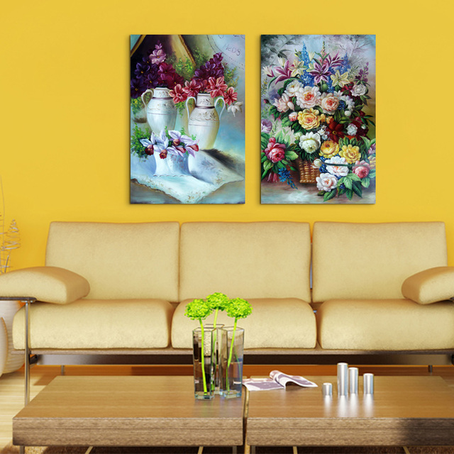 ARTRYST Art Pictures Printing Flower and Pot Decor More Styles On ...