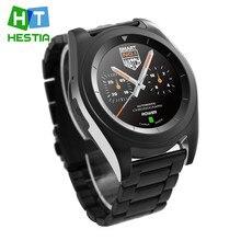 Hestia no. 1 g6 smart watch mtk2502 smartwatch sport bluetooth 4,0 tracker rufen lauf herzfrequenzmesser für android ios telefon