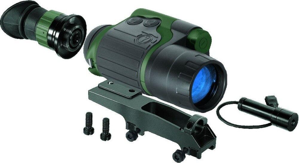 Оригинал Юкон 26141 ночного видения 3x42 инфракрасного ночного видения комплект для прицела NV Монокуляр охота ночное видение 3x