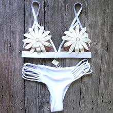 Dwuczęściowy strój kąpielowy SUN FLOWER