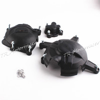 High Quality Engine Crank Case Stator Cover Set For Yamaha YZF R3 2015 2016 Protection Shell