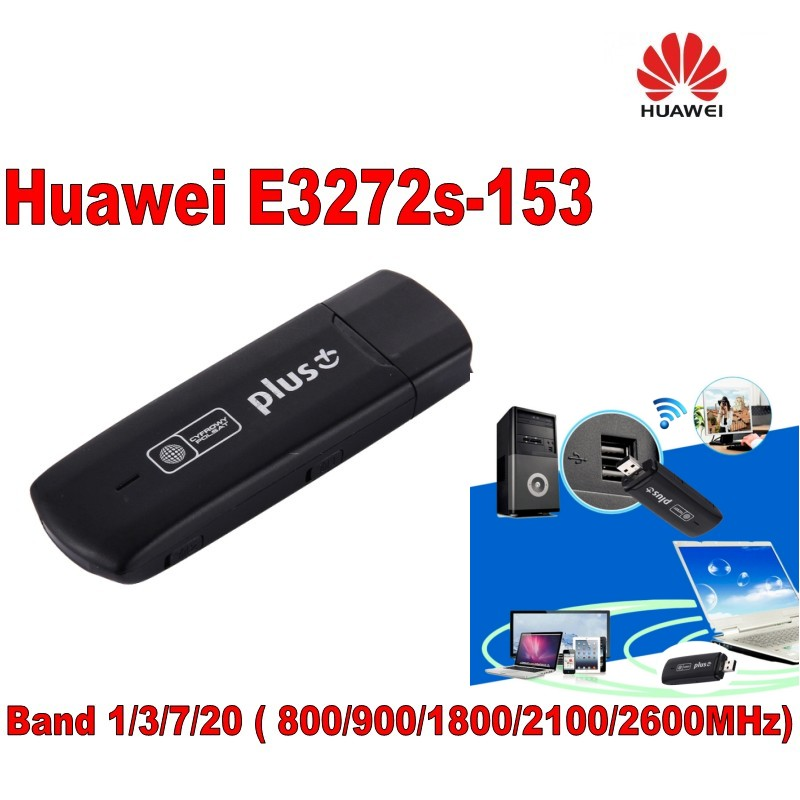 huawei e3272 s 153 mobile broadband lte usb stick 3g 4g. Black Bedroom Furniture Sets. Home Design Ideas