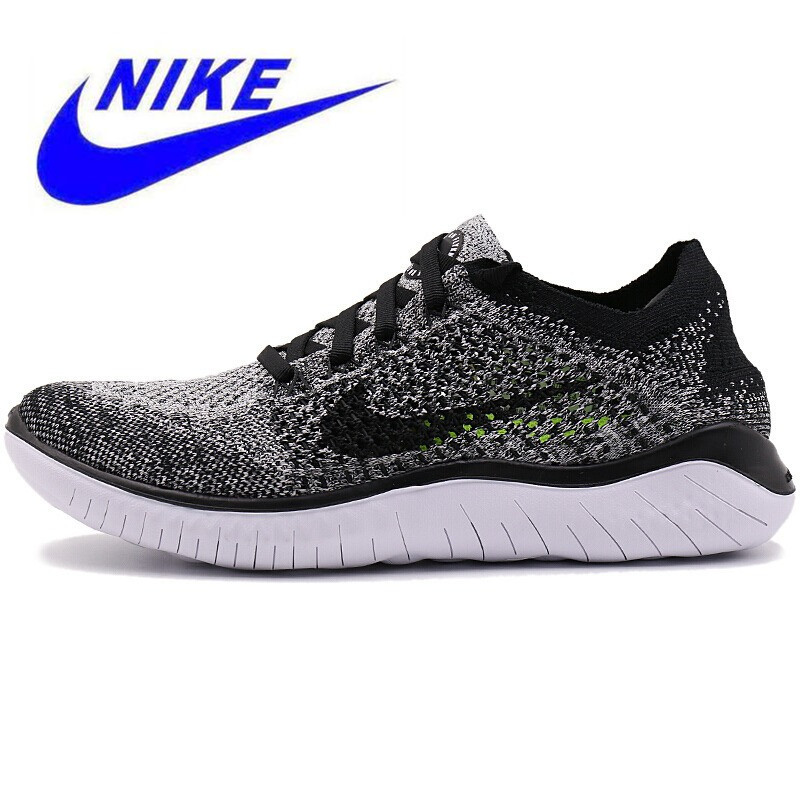 sports shoes 4c683 07b26 Original NIKE FREE FLYKNIT 5.0 Mens Running Shoes, New High Quality  Outdoor Sports Shoes Breathable Lightweight Shock Absorbing