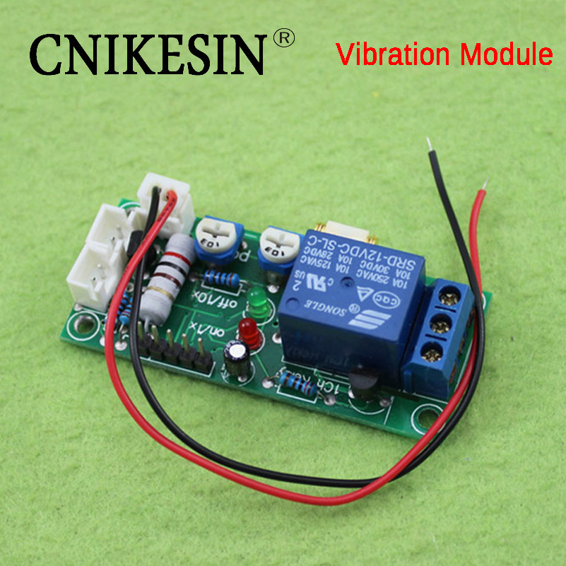Vibration switch Vibration transducer sensor module Intelligent car vibration CK