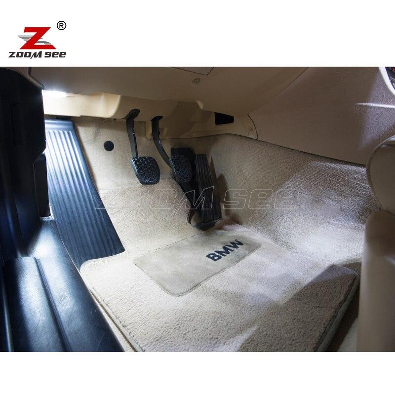 21 шт. X Canbus безошибочный светодиодный лампочка для чтения интерьерная карта купольная крыша полный комплект для BMW X3 F25(2011