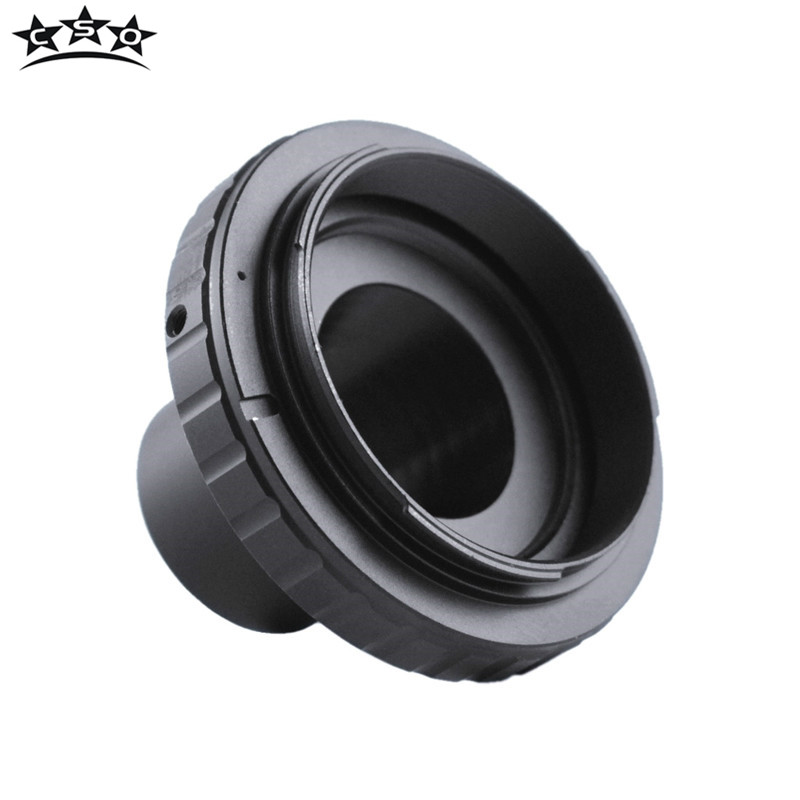 Camera Lens Adapter 1.25'' Mount T-Ring 42mm Spotting Scope Telescope For Canon Nikon Olympus Sony Pentax Panasonic SLR/DSLR scope camera mount for rifle scope gun scope airgun scope for compact camera casio sony canon nikon fujifilm
