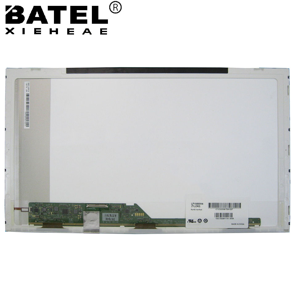 LP156WH4 TL N2 Laptop Screen LP156WH4 TLN2 (TL)(N2) 15.6 HD 1366X768 Glossy lp156wh4 tl n1