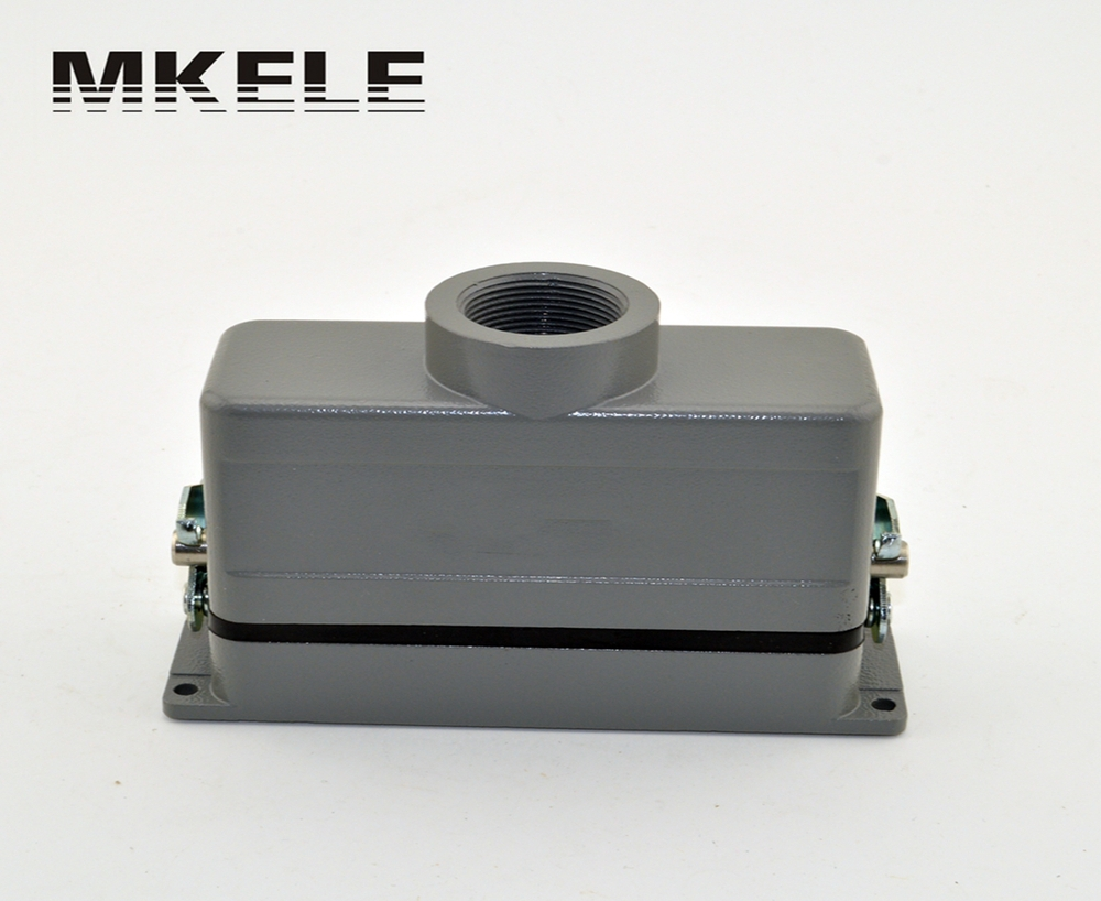 16A terminal block power crimp plug heavy duty connectors for spinning and packing machine 24 pin 16a terminal block power crimp plug heavy duty connectors for spinning and packing machine mk he 024 4d