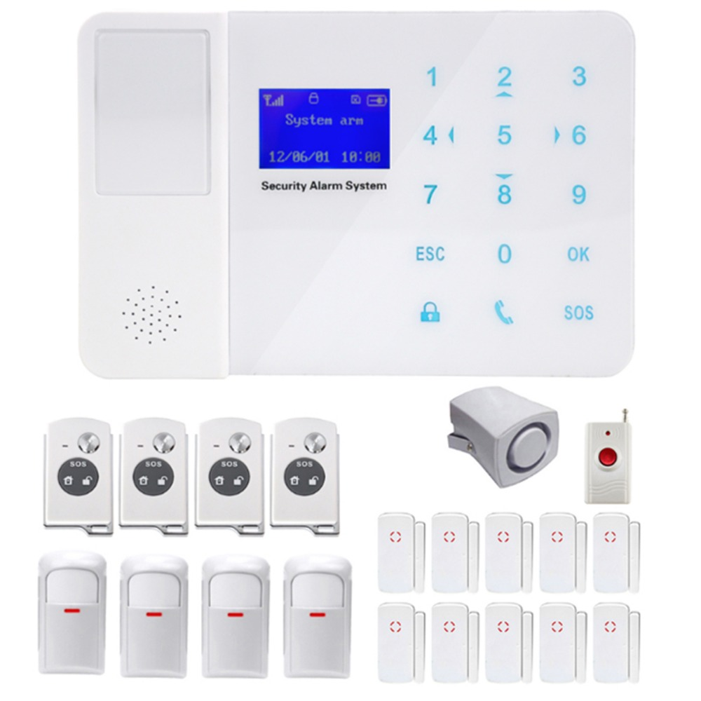 Security Alarm System B Q
