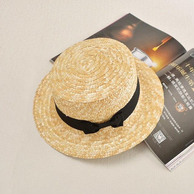 Hot New Fashion Summer Casual Women Ladies Wide Brim Beach Sun Hat Elegant Straw Floppy Bohemia Cap For Women Free Delivery