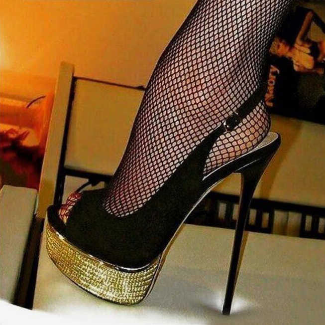 72f3d8af67e Detail Feedback Questions about Sexy Party Women Pumps Platform Shoes Woman  Heels Summer Sandals 16CM Open Toe Pumps Gladiator Nightclub High Heel Shoes  on ...