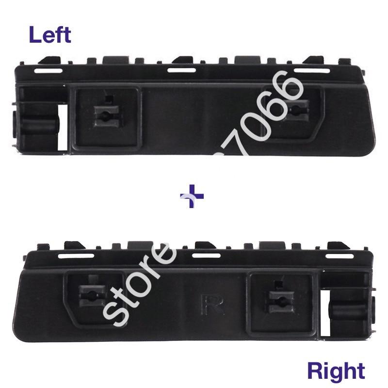 2pcs fits HONDA ACCORD 2008 2009 2010 2011 2012 2013 Front Left & Right Bumper Retainer Support Bracket SEDAN Pair