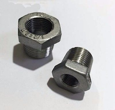 304 Stainless Steel Reducer 3/8