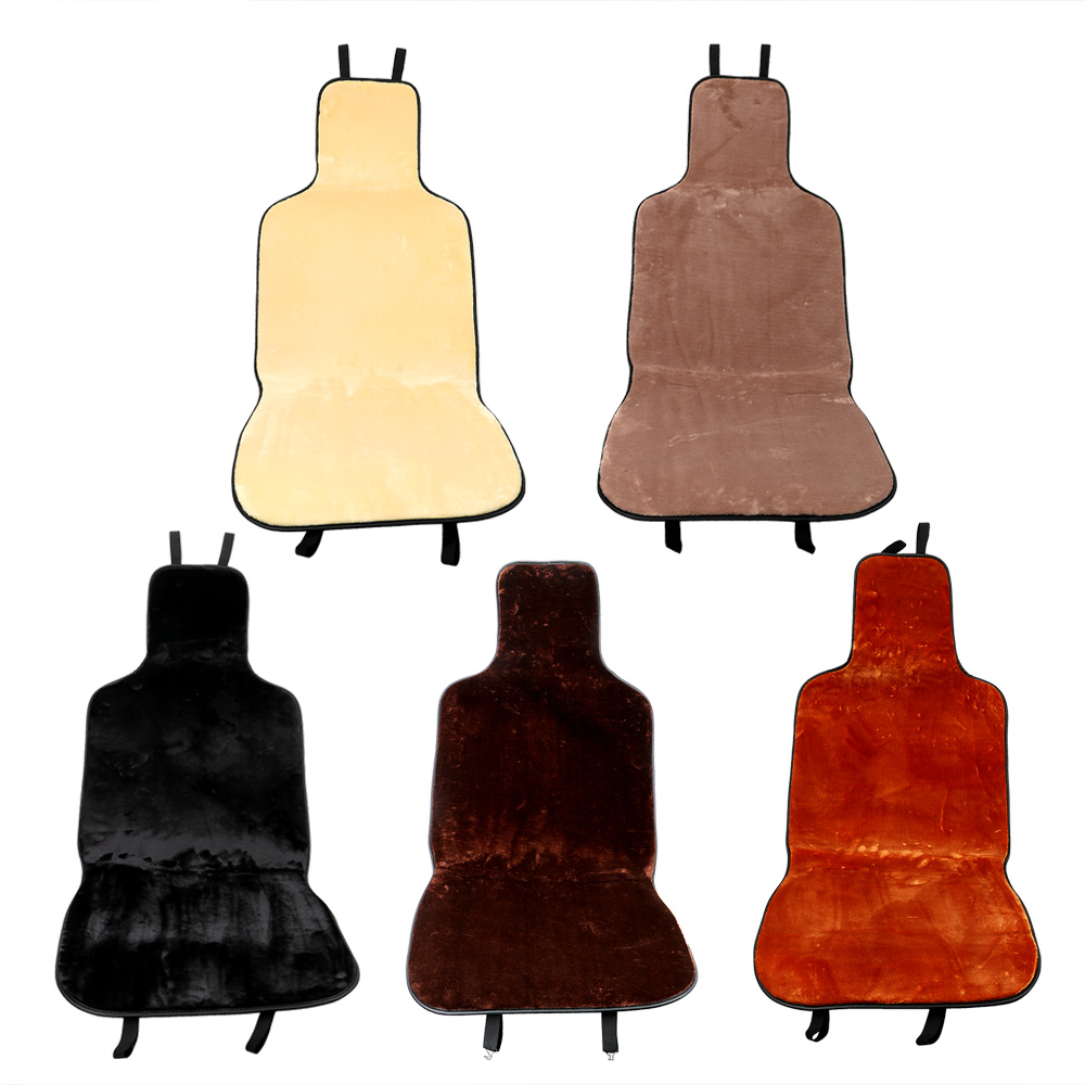 LEEPEE Winter Supply Car Seat Cushion Pad Warmer Automobiles Seat Covers Car-styling