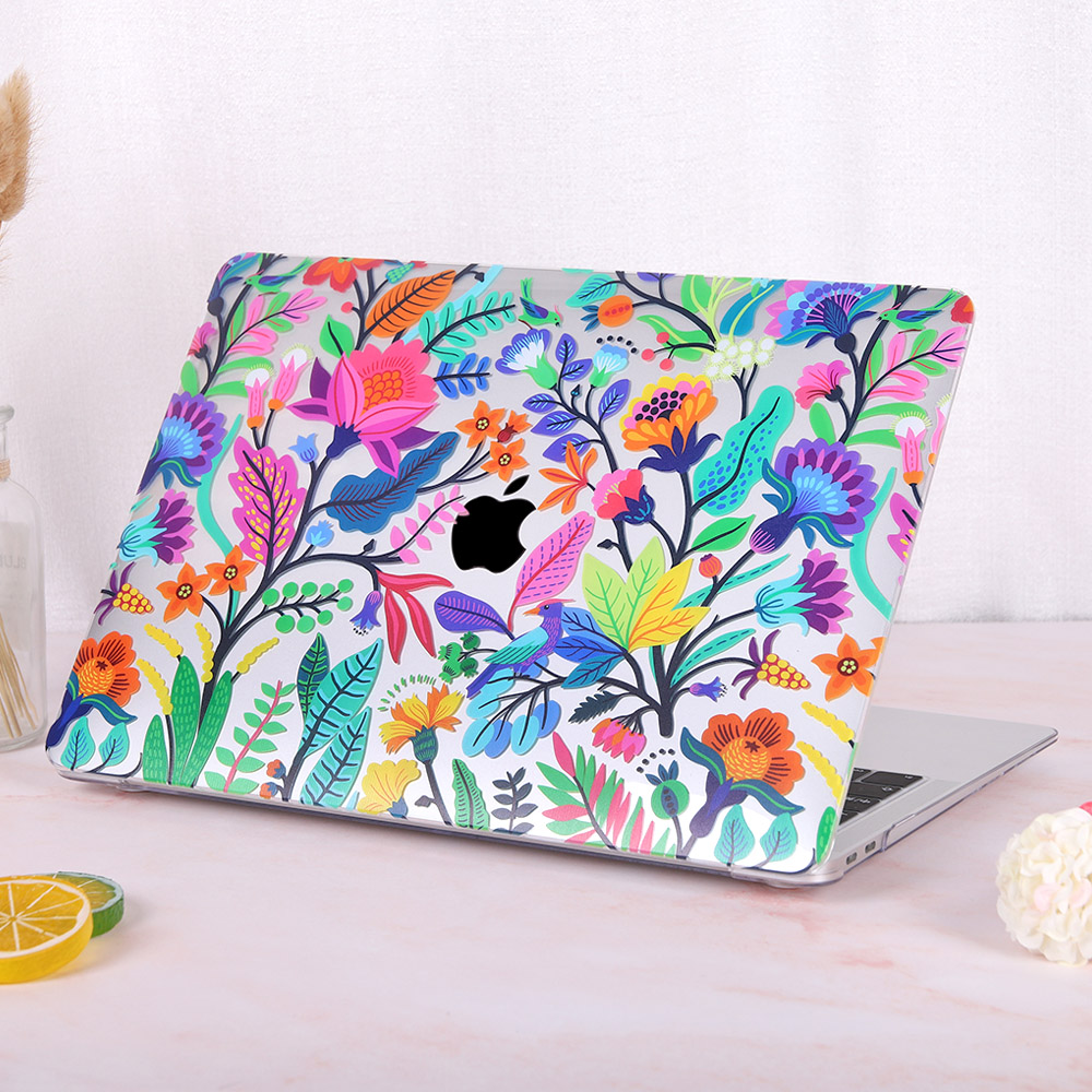 Floral Case for MacBook 145