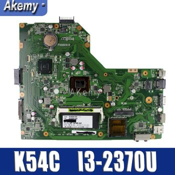 Amazoon  For ASUS X54C K54C Laptop motherboard hm65 REV.3.0 With I3-2370U test good