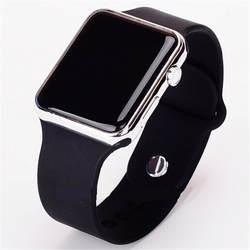 Повседневное наручные часы для Для женщин светодиодные цифровые спортивные наручные часы, силиконовый часы рождественские подарки Relogio