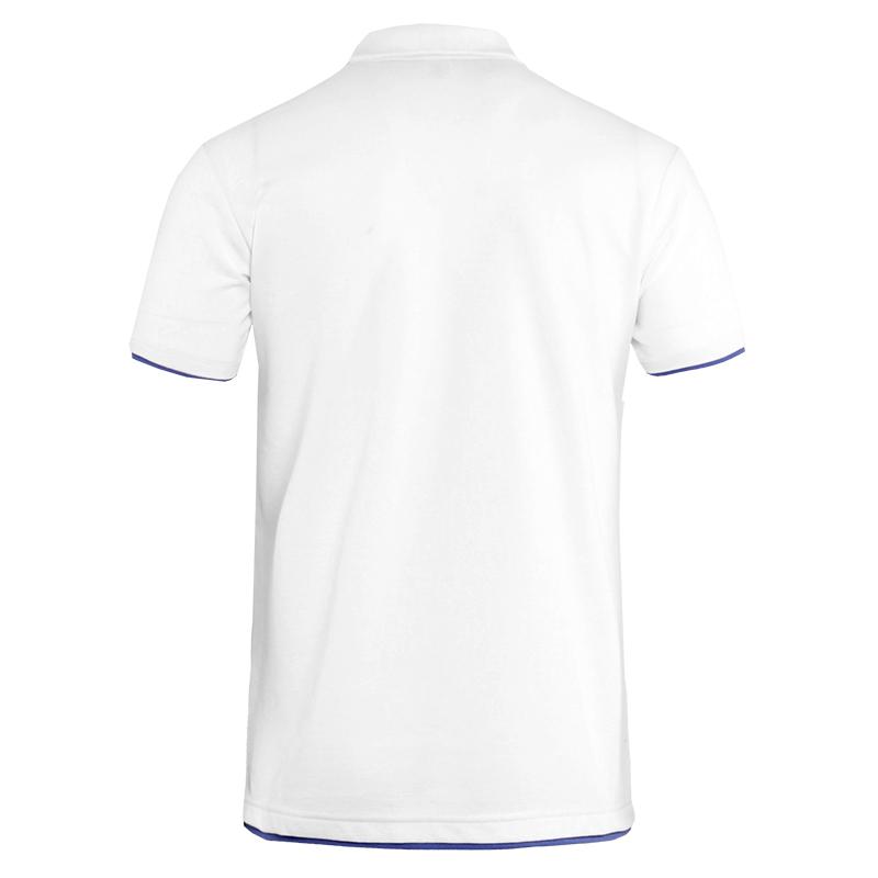 Mens Polo Shirt Brands Clothing 2019 Short Sleeve Summer Shirt Man Black Cotton Poloshirt Men Plus Size Polo Shirts 19