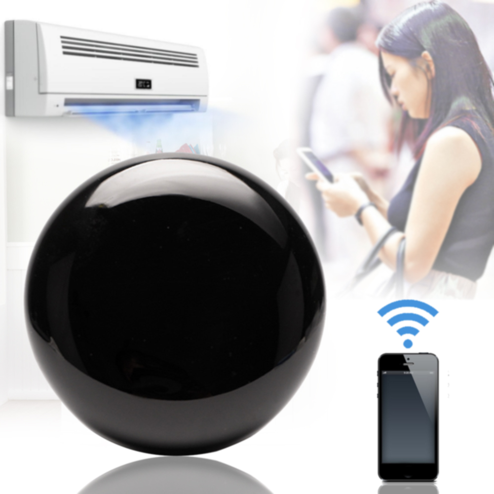 Mobile Phone Wifi Video Universal Wireless IR Smart TV Remote Control Round For Air Conditioning Home Accessories Mini For IRBOX