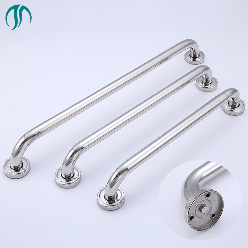 Bathroom Grab Bars For Elderly Stainless Steel Armrest Bathroom Accessories Railing Disabled Disability Bath Handrails disability