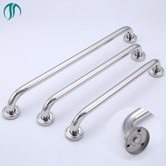 Bathroom Grab Bars For Elderly Stainless Steel Armrest Bathroom