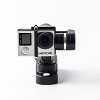 Feiyu FY WG 3 Axis Wearable Gimbal Stabilizer For Gopro Hero 3 3 4 LCD Touch