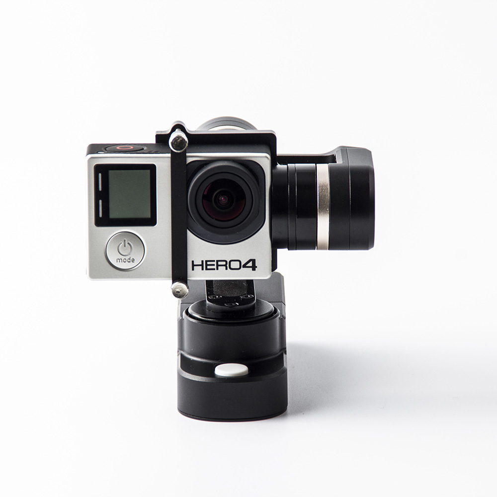 цена на FeiyuTech Feiyu tech WG FY-WG ( FY WG ) 3-axis Wearable Gimbal Stabilizer for Gopro Hero 3 / 3+ /4 LCD Touch BacPac (In stock)