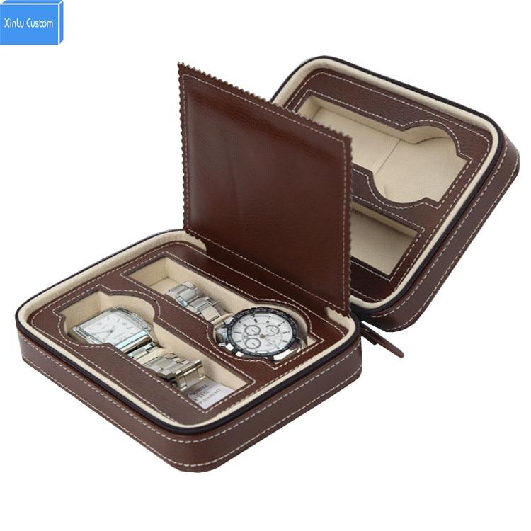 Luxury Watch Travel Case