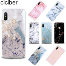 ciciber Phone Cases For Xiaomi Redmi Note 7 6 5 4 3 X A Pro Soft TPU Marbling Cover S Plus S2 Fundas