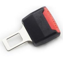 Автомобильный Универсальный пояс безопасности с пряжкой удлинитель автомобильный с пряжкой держатель для карт глушитель вставной разъем