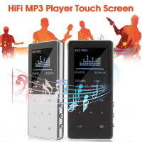 1.8 Inch LED HiFi MP3 Player 8GB FM Radio Transmitter Sport Music Player Multilingual Translator Device For Elder Gift
