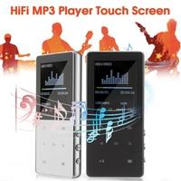 1.8 Inch LED HiFi MP3 Player 8GB FM Radio Transmitter Sport Music Player Multilingual Translator Device For Elder Gift