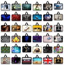 Multiple Design Laptop Bag Tablet Sleeve Pouch For Notebook Computer Bag 7 10 11.6 12 13 13.3 14 15.4 15.6 17.3 For Macbook IPad