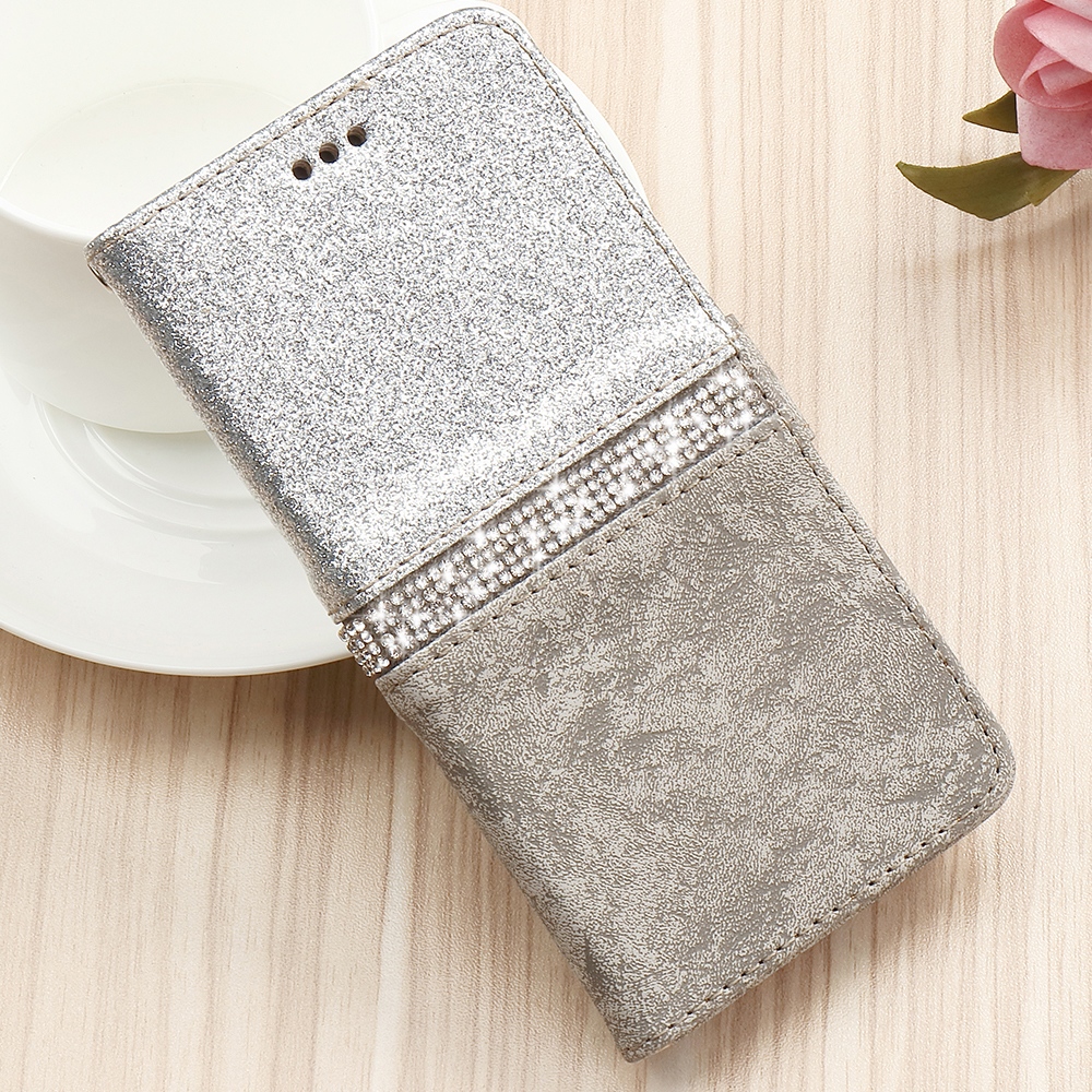HTB1q6vNX.z1gK0jSZLeq6z9kVXaV - Bling Glitter Wallet Phone Case For iPhone X Xr Xs 11 Pro Max Leather Purse For Apple 6S 6 8 7 Plus 5 5S SE 2020 360 Girls Cover