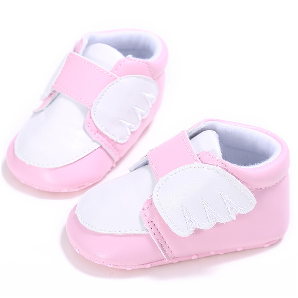 Mother & Kids Baby Shoes Brand New Arrival Princess Baby Kids Girl Swing Loving Heart Soft Shoes Sole Crib Toddler Newborn Shoes Sequined Hook Shoes