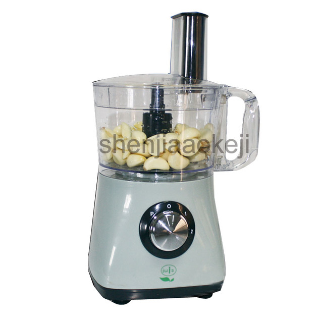 commercial electric ginger garlic chopper household garlic chopping machine food mixers cooking helper 220v500w 1pc