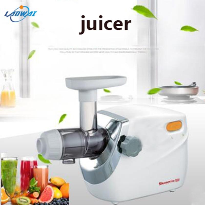 Domestic Juicer Electric Juice Extractor Juice Squeezer Fruit Press Juicing Machine