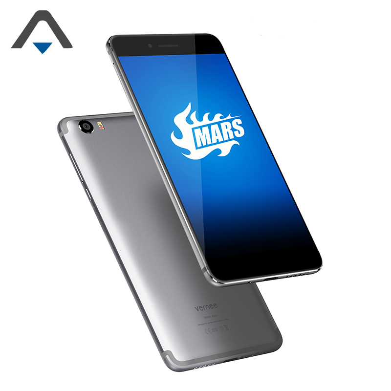 Vernee Mars 5 5 Mobile Phone FHD MT6755 Octa Core Helio P10 Android 6 0 Cell
