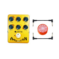 JOYO JF 14/American sound (Amplifier Simulator), electric bass dynamic compression effects guitar pedals free shipping