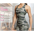 Fashion Camouflage Tanks Womens Tops 2017 Fitness Women Top Brand Clothing High Quality