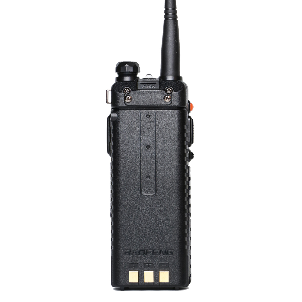 Image 3 - Baofeng UV 5R 8W 3800mAh Battery Walkie Talkie 128 Dual Band Two Way Radio UHF&VHF 136 174MHz&400 520MHz  Ham Radio Transceiver-in Walkie Talkie from Cellphones & Telecommunications