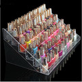 6 tiers large acrylic cosmetic display cabinet, nail polish display stand