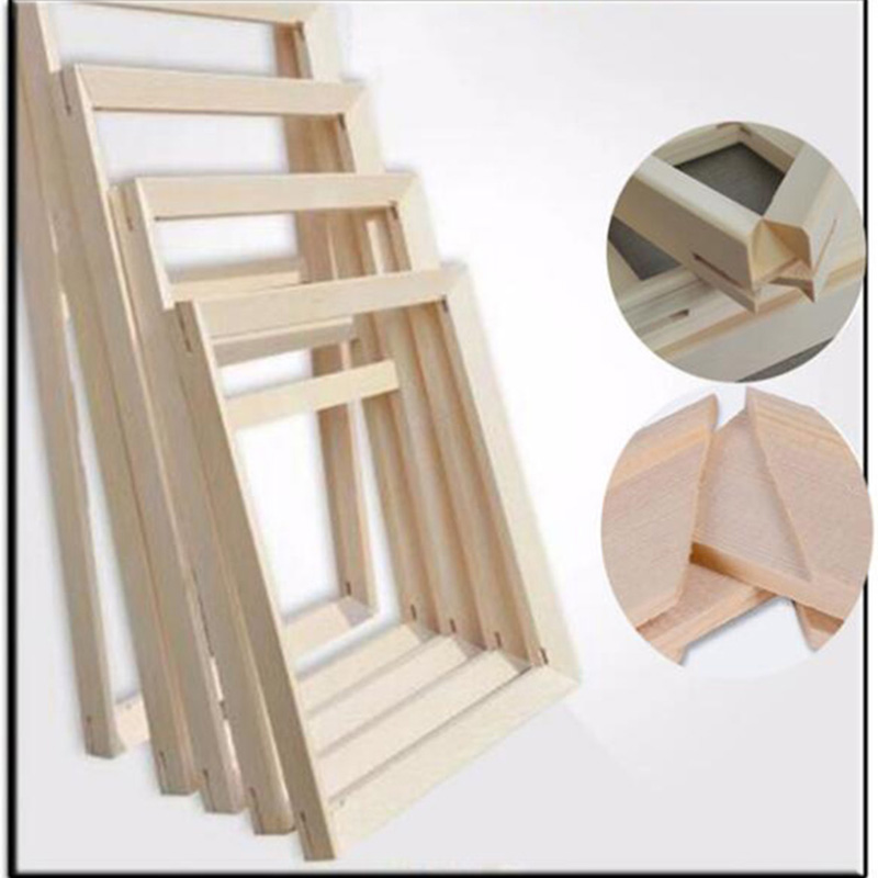 Wooden Frame Diy Picture Frames Diamond
