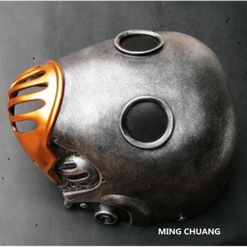 Hellboy Anu n rama Kroenen Cosplay 1:1 (grandeur nature) masque résine figurine à collectionner modèle jouet D328 - 3
