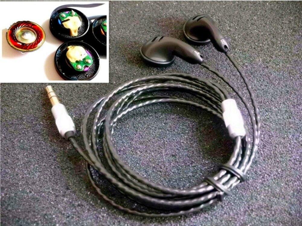 DIY PK1 earphone original 150ohms red film pk1 driver