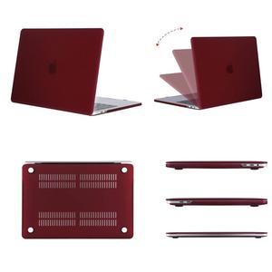Image 5 - حافظة كمبيوتر محمول صلبة لماك بوك اير ريتينا برو 13 15 تاتش بار A1706 A1989 A2159 A1708 A1932 A2179 2020 جديد ماك اير 13 حافظة