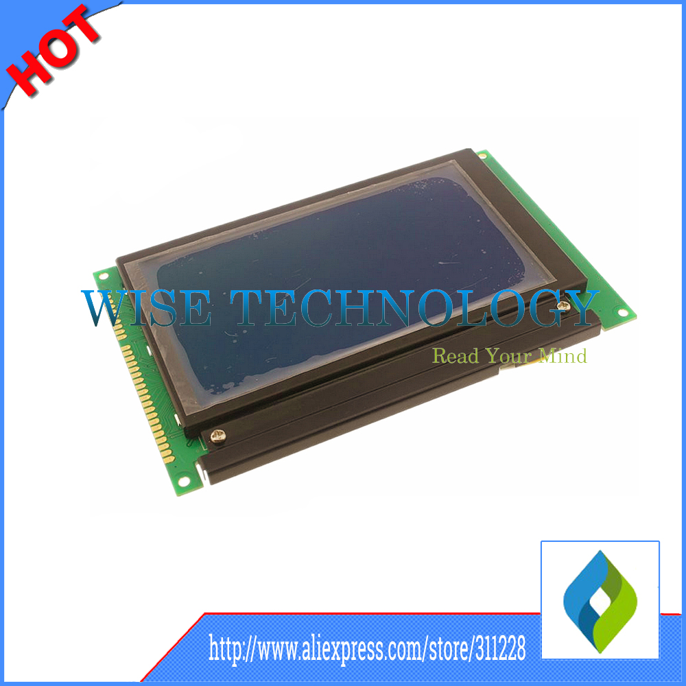 NEW LCD Screen Display Panel For HITACHI LMG7420PLFC X Replacement 5 1 240 128 LCD DISPLAY