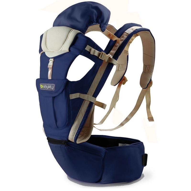 Nouveau porte bébé ergonomique 360 confortable wrap kid sac à dos hipseat bébé activité fournitures pour 0-3 ans bébé kangourou